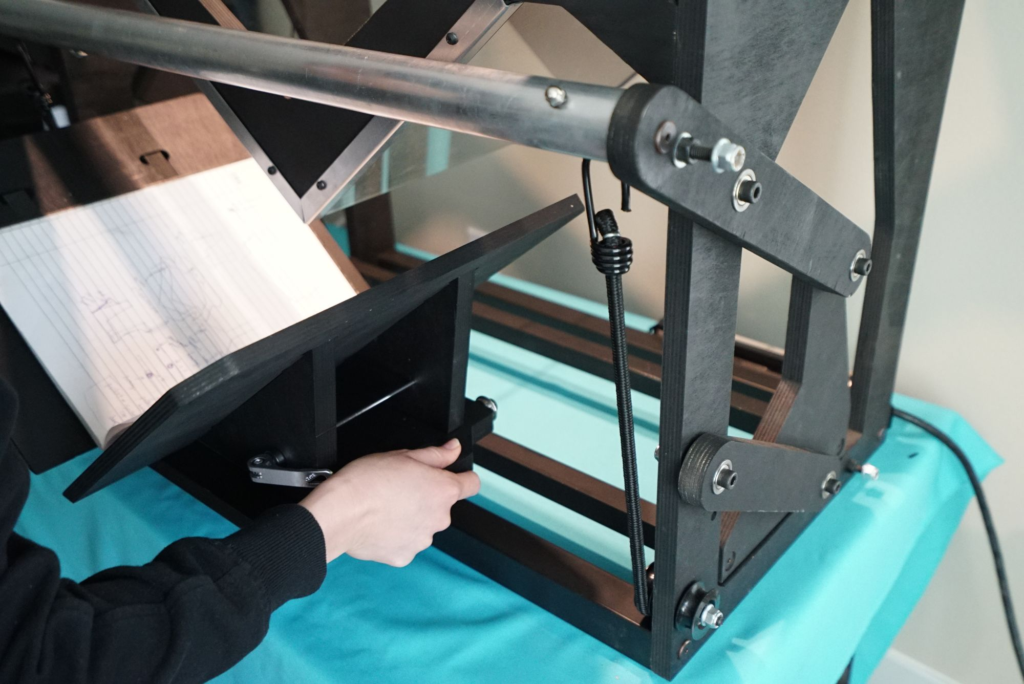 The Archivist — DIY Book Scanner | six years of open source book
